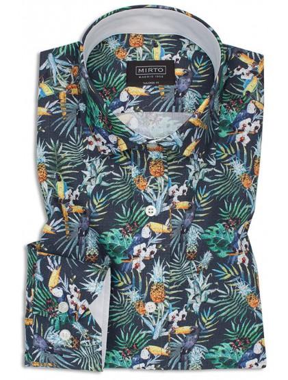 Camisa fantasía Mirto 6365