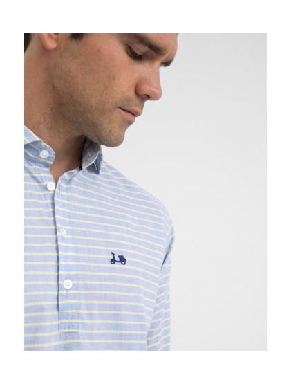 Camisa polera Scotta S190417