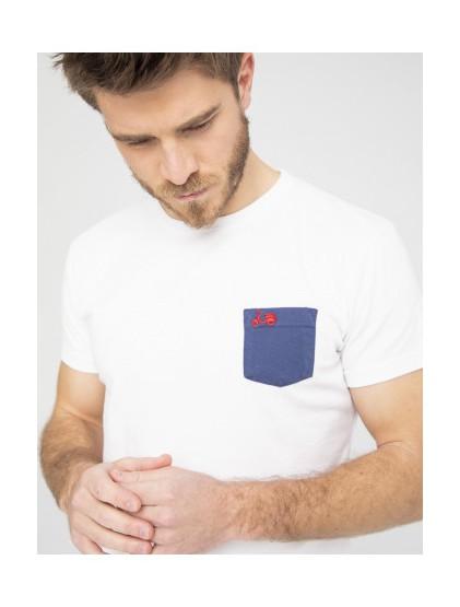Camiseta bolsillo Scotta S190103
