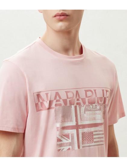 Camiseta Napapijri Sawy N0YIJE