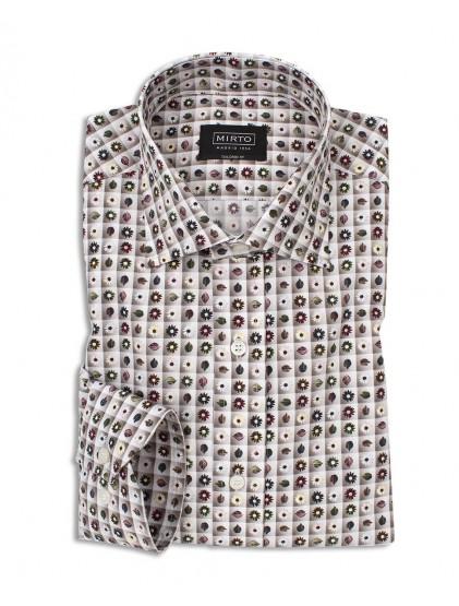 Camisa fantasía Mirto 7389