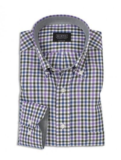 Camisa cuadrito Mirto 7261.51