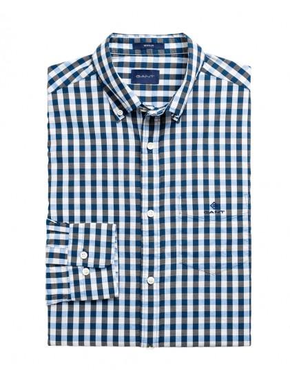 Camisa cuadros Gant 3061500