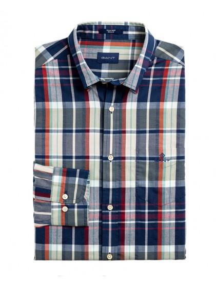Camisa cuadros Gant 3009420