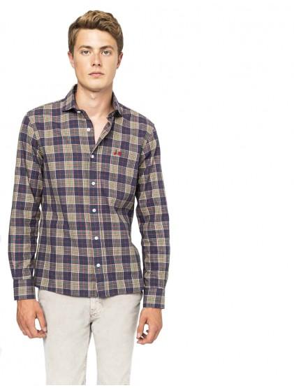 Camisa cuadros Scotta W19040650