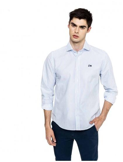 Camisa rayas Scotta W19042443