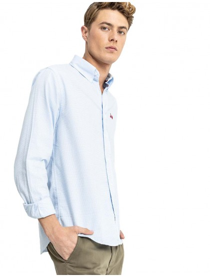 Camisa pata de gallo Scotta W19042666