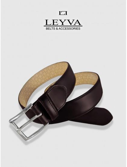 Cinturón piel Leyva