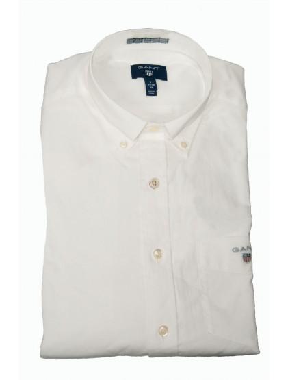 Camisa popelin Gant