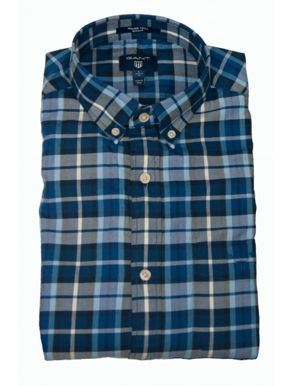 Camisa cuadros Gant