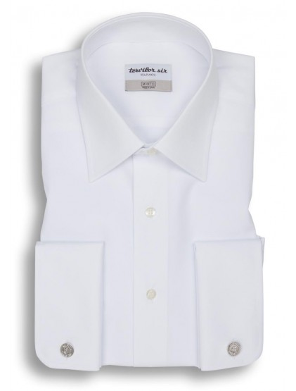 Camisa Mirto Cuello Inglés Puño Doble