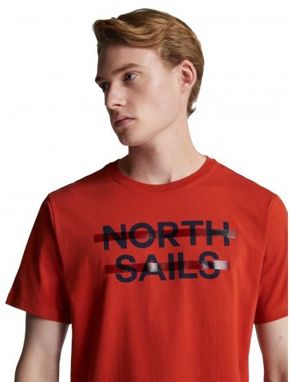 Camiseta North Sails 692755
