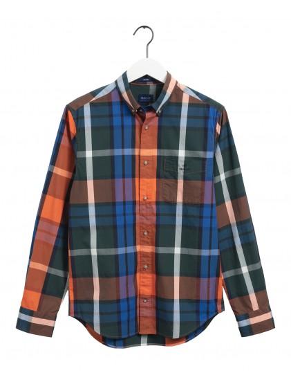 Camisa cuadro Gant 3015570