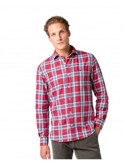 Camisa cuadro Scotta W21040365
