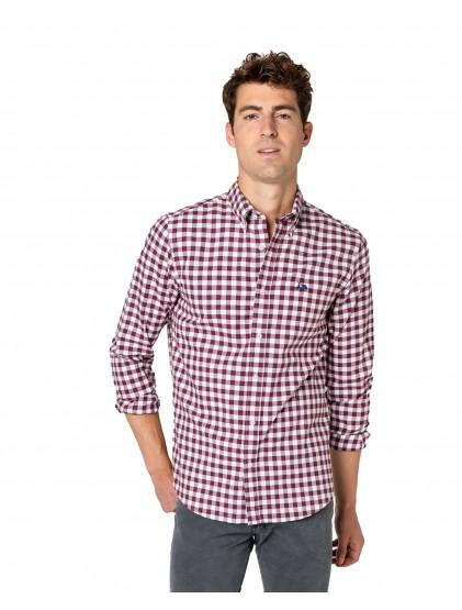 Camisa cuadro Scotta W21041365