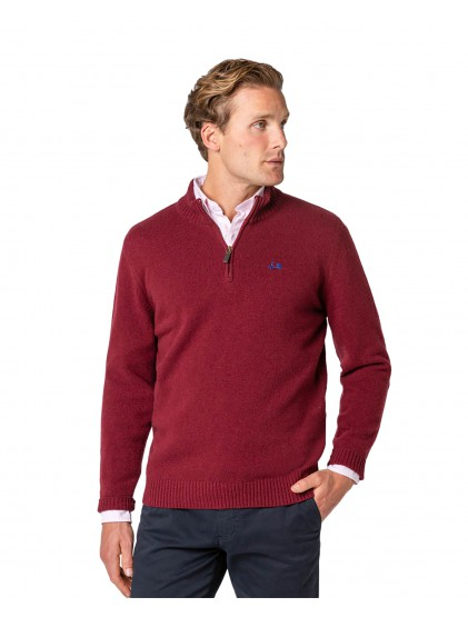 Jersey zip Scotta W21051465