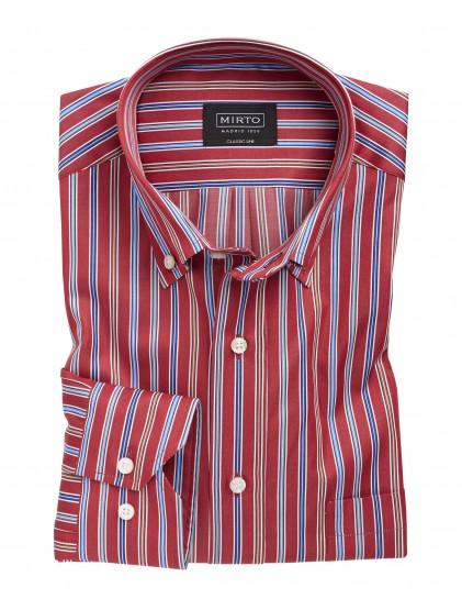 Camisa raya Mirto 5065